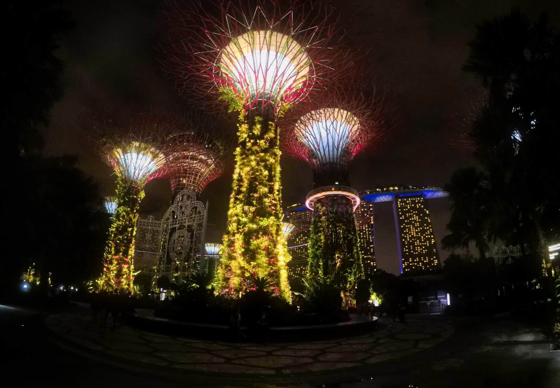 Supertree-Grove-Singapore-by-Night-GoPro-Hero5