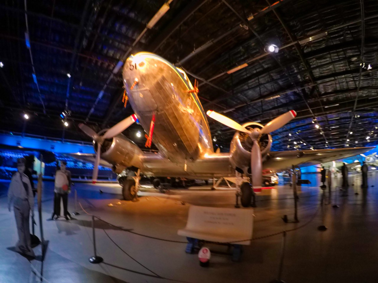 Air-Force-Museum-of-New-Zealand-Airplane