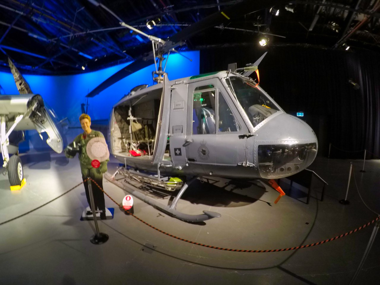 Air-Force-Museum-of-New-Zealand-Helicopter
