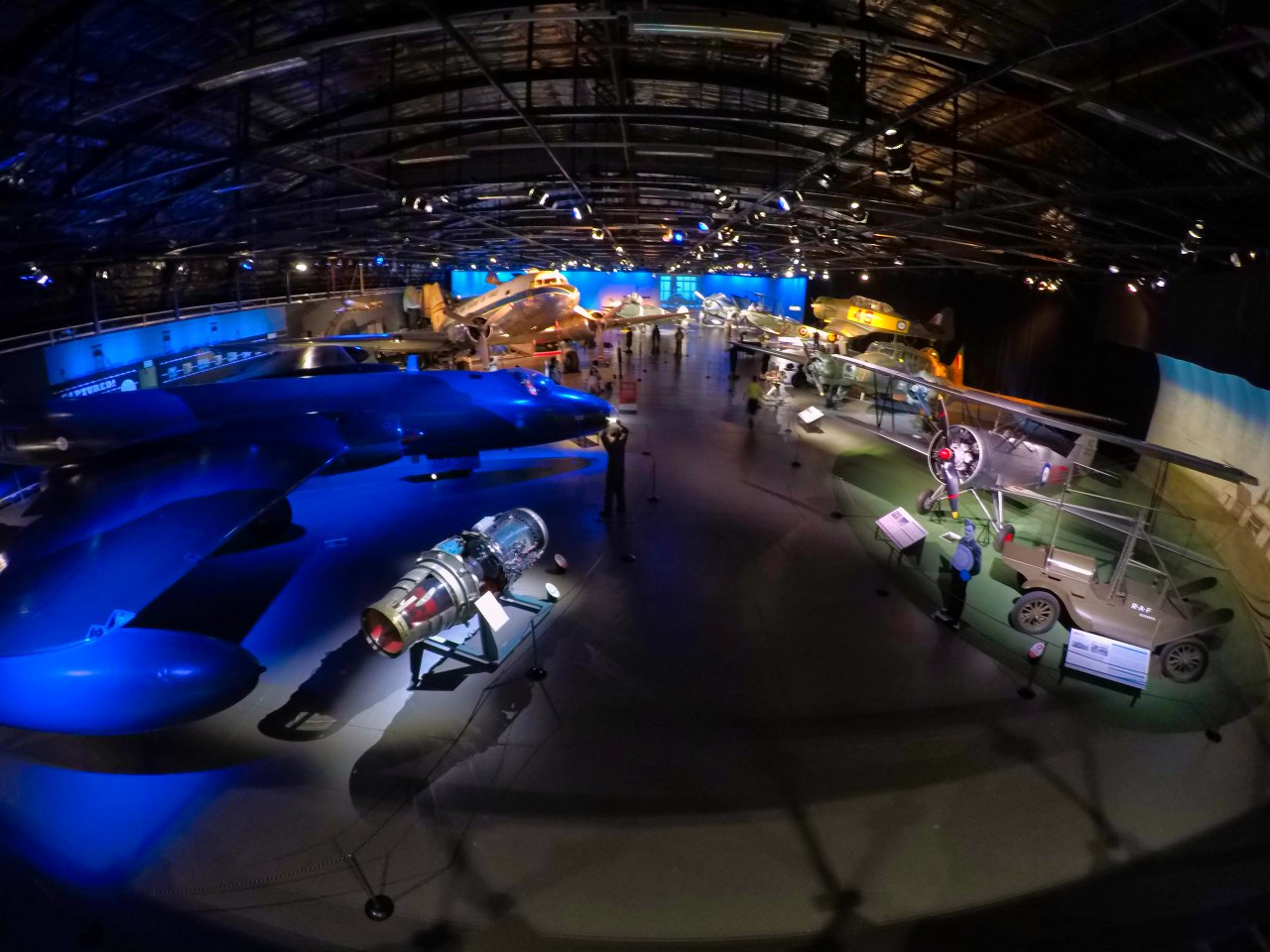 Air-Force-Museum-of-New-Zealand-View