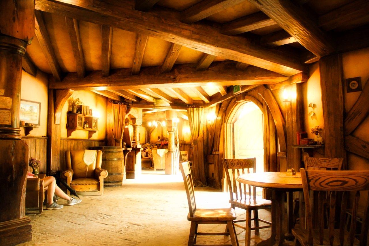 Hobbiton Gasthaus