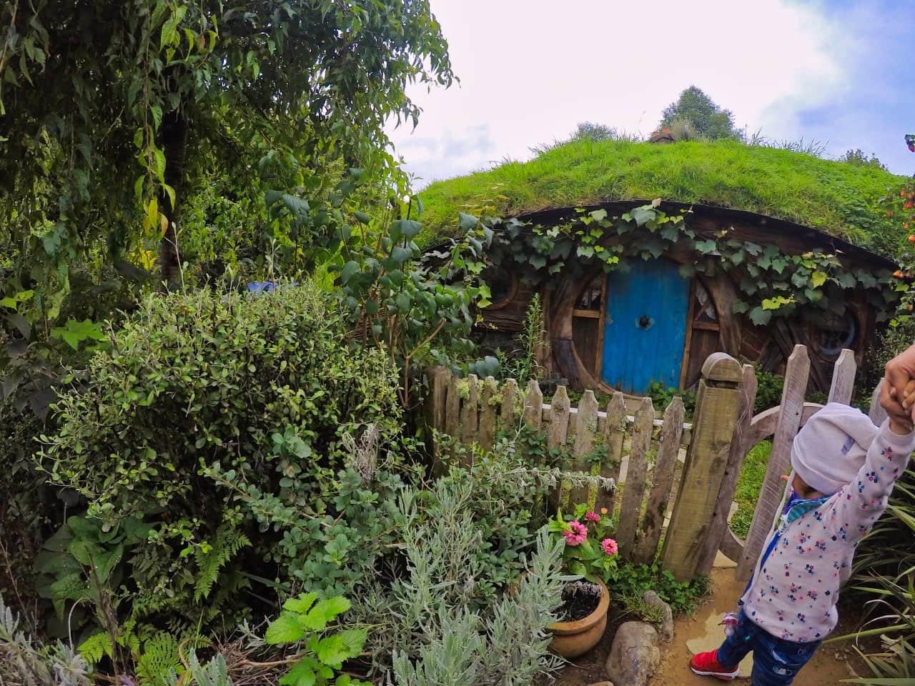 Hobbiton-Movie-Set-House-blue-Door-Tabea