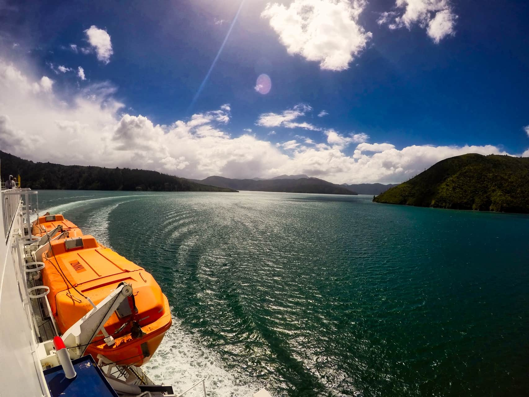 Interislander-Picton-to-Wellington