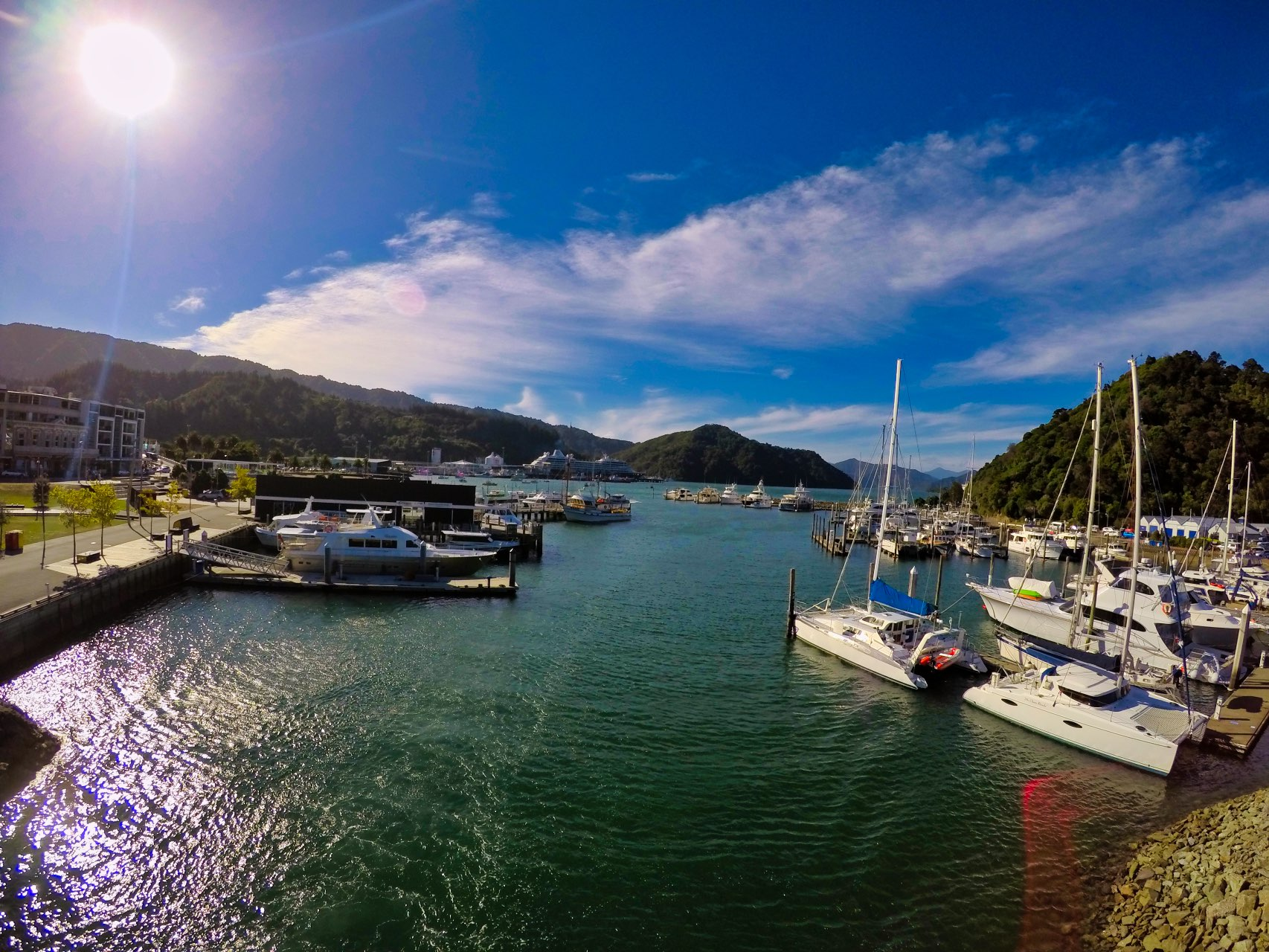 Picton-Harbor-New-Zealand