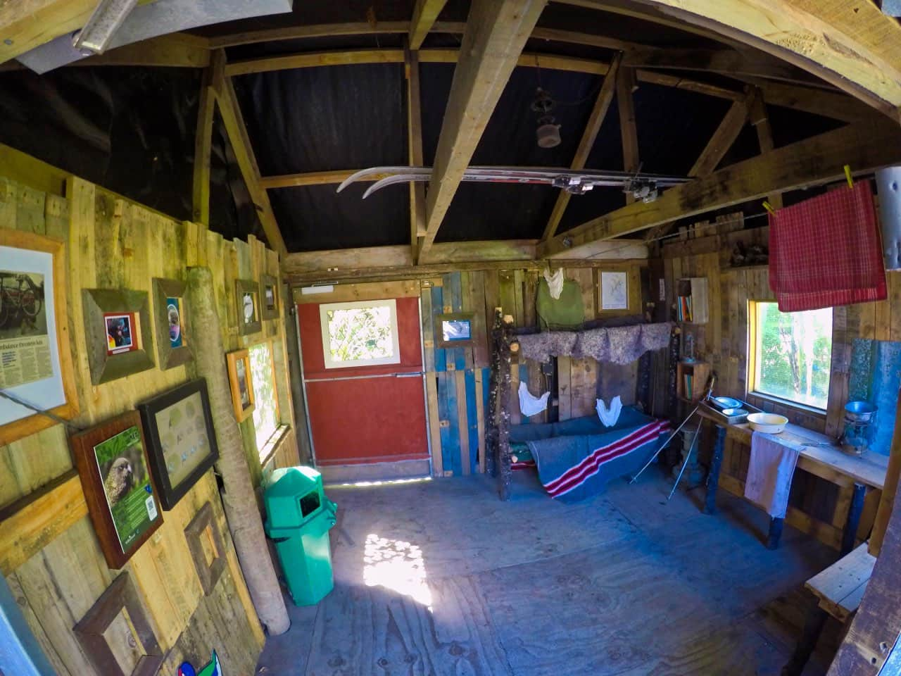 Willowbank-Wildlife-reserve-Chistchurch-inside-House