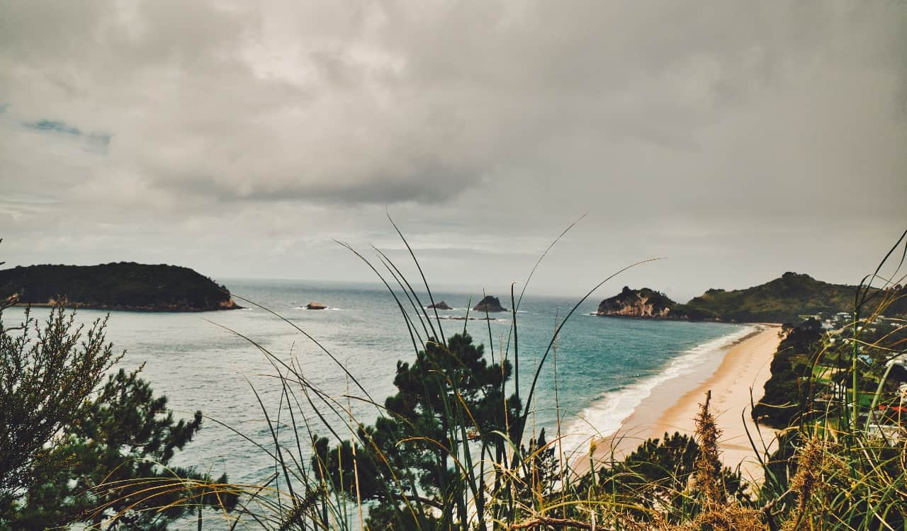 Cathedral-cove-Beach-New-Zealand