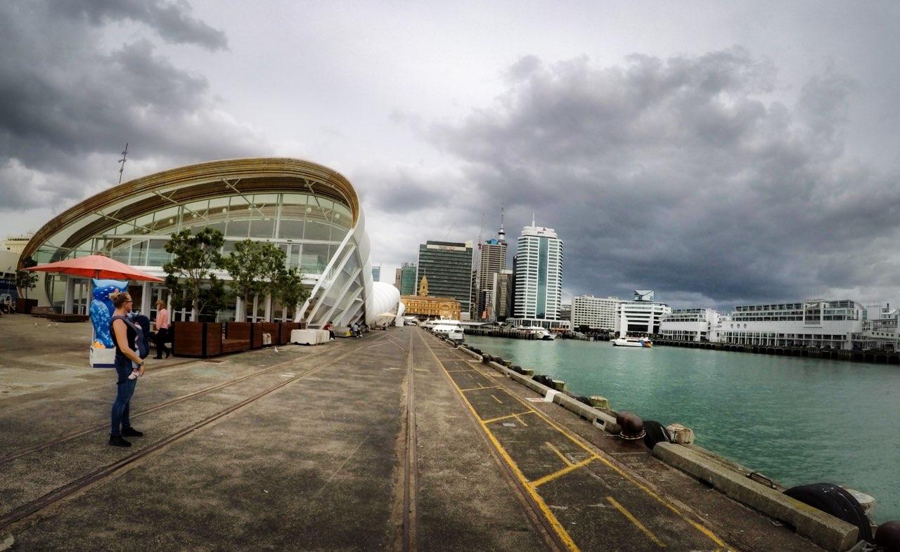 HIlton-Auckland-New-zealand-Hafen