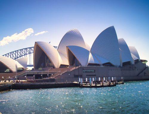 Sydney – Guten Morgen schöne Stadt