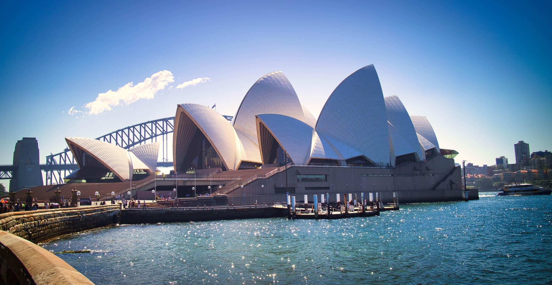 Sydney Guten Morgen Schöne Stadt Once In Our Life