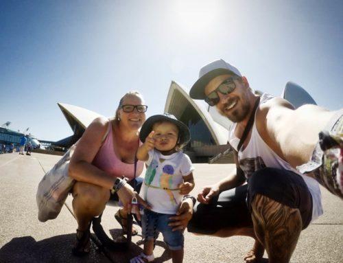 Back on Road – Wir peilen Sydney an