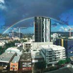 Full rainbow brisbane australia