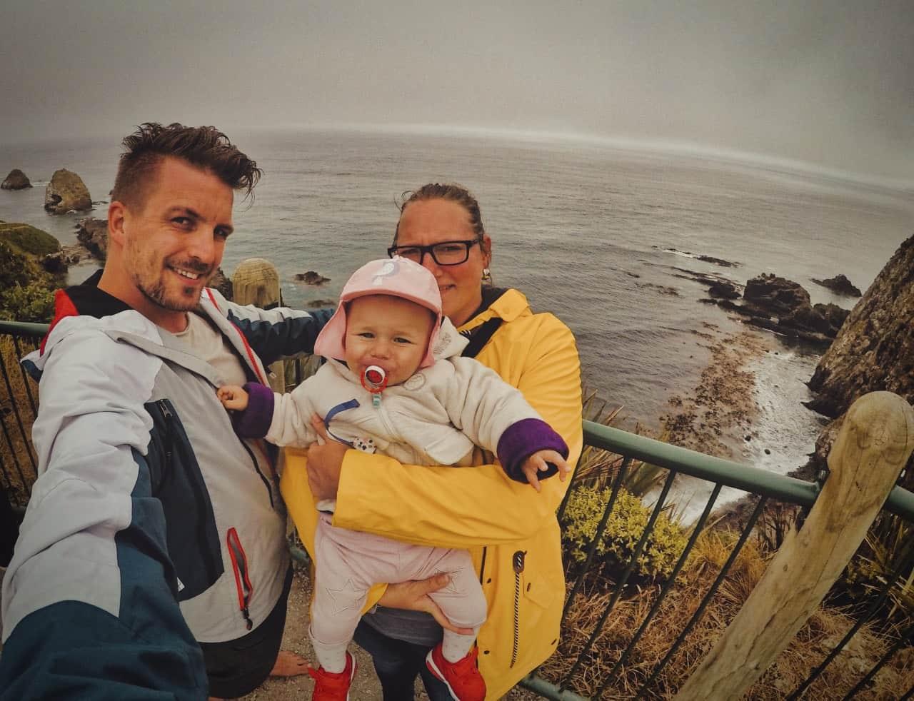 Nugget-Point-New-Zealand-Selfie