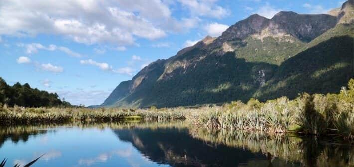 Roadtrip von Te Anau nach Milford Sound 2