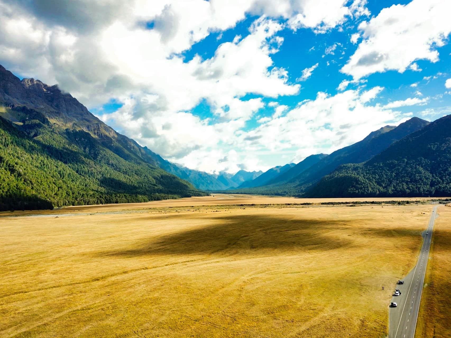 Fiordland-National-Park-Te-Anau-Milford-Highway-Southland-DJI-Mavic-Pro-Air-capture